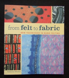 form felt to fabric svart web